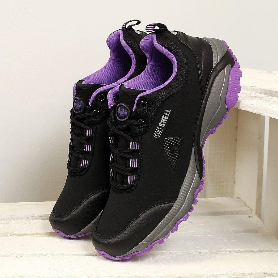 Trekkingowe buty damskie wodoodporne American Club